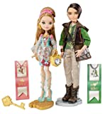 Awesome Ever After High™ Ashlynn Ella™ and Hunter Huntsman™ Dolls
