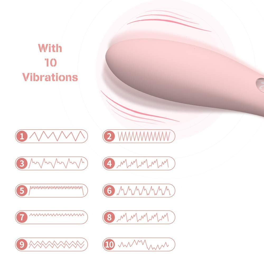 Exquisite Workmanship Sexy dresses for women,Oral& licking Tongue Comfortable Toys,EguzitSHIRT 10 Mode Play G-stimulator for Women Manual Remote Control Privacy USB Charge,Tshirt