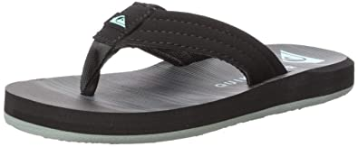 b36128dcc3111 Quiksilver Boys  Carver Print Youth Sandal