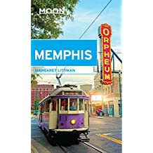 Moon Memphis (Travel Guide)