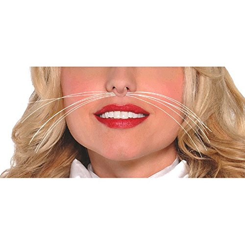 Amscam Bunny Whiskers, White