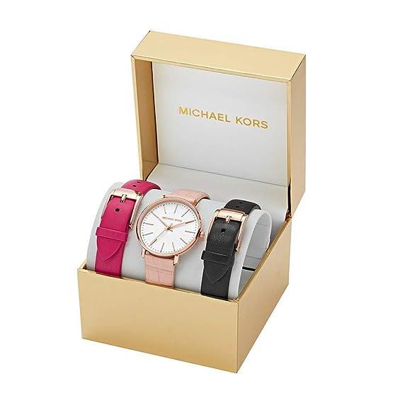 Reloj Michael Kors MK2775 Rosa Acero 316 L Mujer
