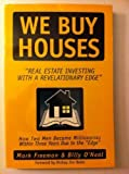 We Buy Houses, Mark Freeman and Billy O'Neal, 0976716135