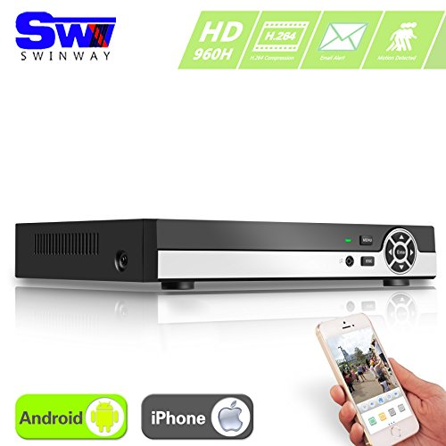 SW Swinway 16CH 960H CCTV DVR H.264 16 Channel Digital Video