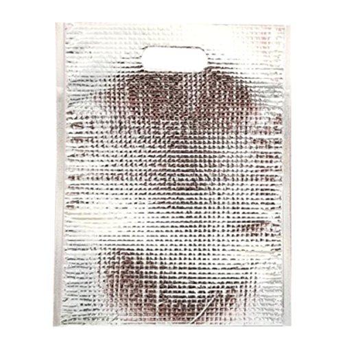 包装資材のHARU 保冷パック ユニクールパック 丸抜きLL 300枚 350×475㎜   B07CMP9ZRV