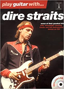 Play Guitar With... Dire Straits Tab (Book/CD)