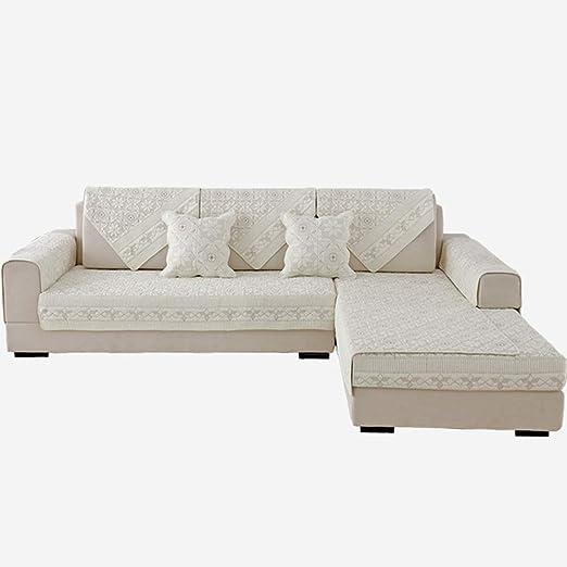 AZUO - Funda de sofá de algodón de Doble Cara, para sofá o ...