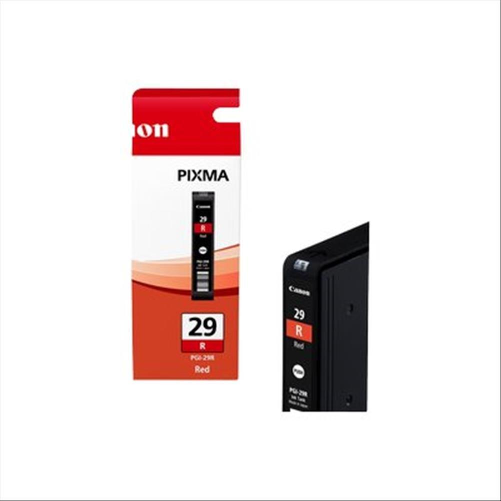 Canon PGI-29R Cartucho - Cartucho PGI-29R de tinta, rojo 06c578