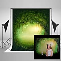 Kate 5 x 7FT Fairy Tale Forest Hole Newborn Photography Backdrops Lighting Digital Background for Kids