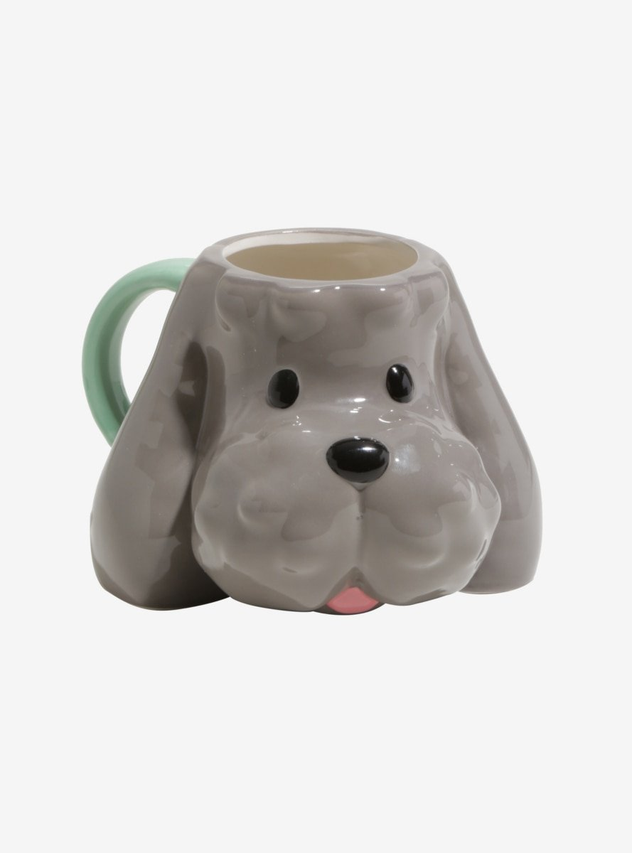 YuriOn Ice MakkachinセラミックFigural Mug B077P71DR1