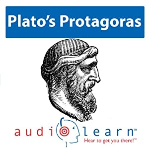Protagoras by Plato AudioLearn Study Guide Audiobook