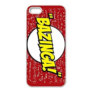 Bazinga game design Cell Phone Case for iPhone 5S by icecream design