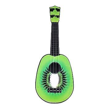 MaNMaNing Niños Principiante Ukulele Clásico Fruta Guitarra ...