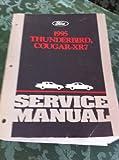 1995 Ford Thunderbird / Mercury Cougar-XR7 Service Manual