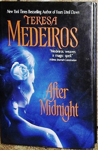 book cover of After Midnight