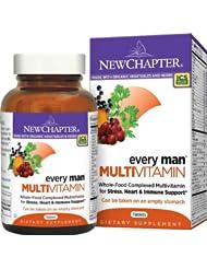 (男性)新章New Chapter Every Man男性有机全食物营养素72粒SS后$22.01