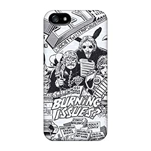 Perfect Hard Cell-phone Cases For Iphone 5/5s With Allow Personal Design Attractive Papa Roach Series AlainTanielian
