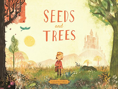 Seeds and Trees: A children's book about the power of words by [Walden, Brandon]