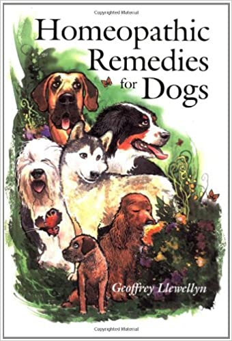 Homeopathic Remedies for Dogs: Geoffrey Llewellyn