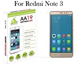 Xiaomi Redmi Note 3 Tempered Glass Screen Guard Protector By AA19
