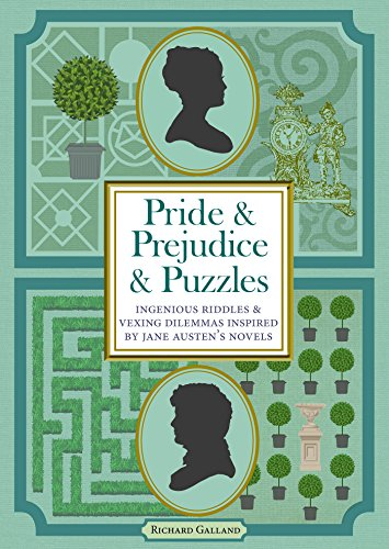 Pdf Humor Pride & Prejudice & Puzzles: Ingenious Riddles & Vexing Dilemmas Inspired by Jane Austen's Novels