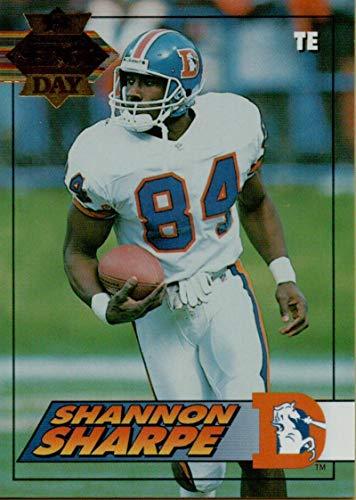 1994 Collector's Edge Silver #53 Shannon Sharpe ()
