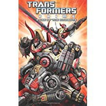 Transformers Prime: Rage of the Dinobots: Written by Mike Johnson, 2013 Edition, Publisher: IDW Publishing [Paperback]