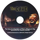 The Cave: An Adaptation of Plato's Allegory in Clay by John Grigsby