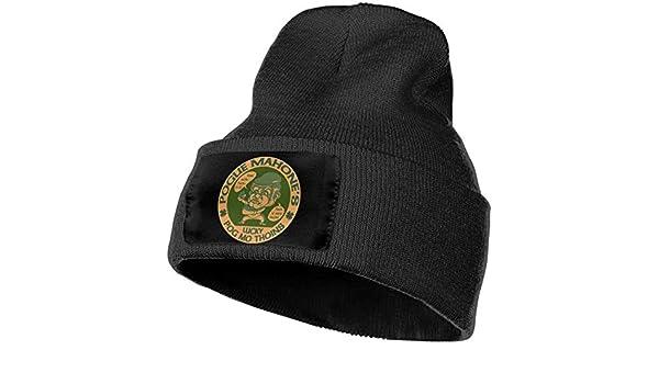 Pog Mo Boxer Unisex Fashion Knitted Hat Luxury Hip-Hop Cap