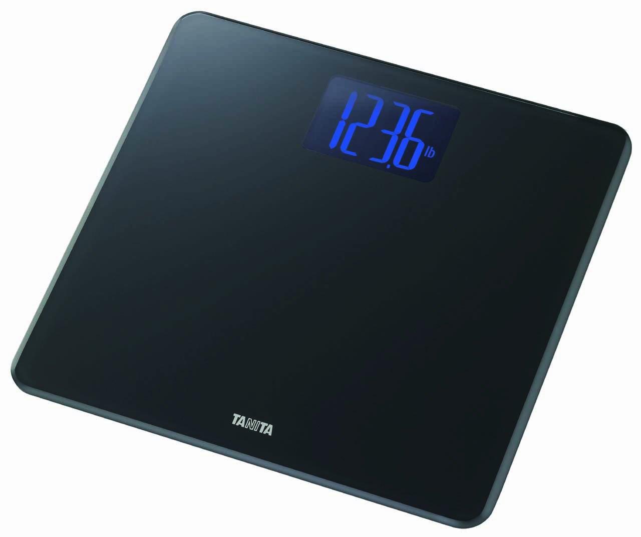 Tanita HD-366 Digital Designer Glass Bathroom Scale - Buy ...