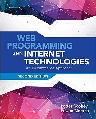 Ebook Web Programming