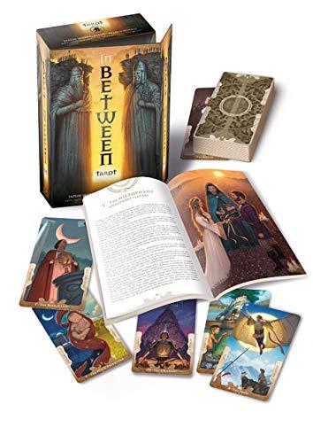 In Between Tarot Kit: 78 full colour cards & 160pp full colour - Colour 78