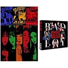 RED VELVET BAD BOY [The Perfect Red Velvet] 2nd Repackage Album CD + Photo Book + Photo Card
