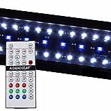 "12""-72"" Remote Control Aquarium LED Light Reef Plant +24/7 HI LUMEN RGB Automate (48"": 144 LEDs)"