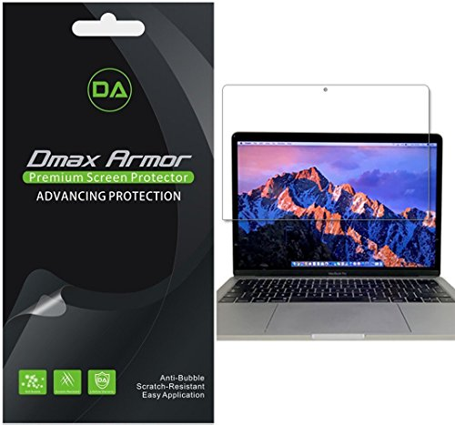 3-Pack-Dmax-Armor-MacBook-Pro-13-2016-Model-Only-With-Touch-Bar-Retina-Display-Anti-Glare-Anti-Fingerprint-Screen-Protector-Lifetime-Replacements-Warranty-Retail-Packaging