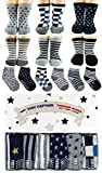 two year old birthday gifts - Tiny Captain Toddler Boy Non Slip Socks, Best Gift For 1-3 Year Old Boys Baby Boy Gifts Anti Slip Non Skid Grip Socks Birthday Gift Set