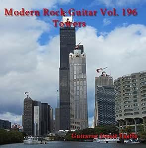 Modern Rock Guitar Vol. 196 'Towers'