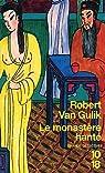 Le monastère hanté par Van Gulik