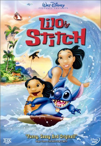 Lilo & Stitch (Rocket Stitch)