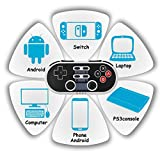 Switch Controller, Wireless 4 in 1 Retro Game