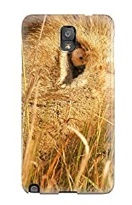 Awesome RrsAHeT1954Qncqh Rachel S Collins Defender Tpu Hard Case Cover For Galaxy Note 3- The Eye Of Lion by icecream design