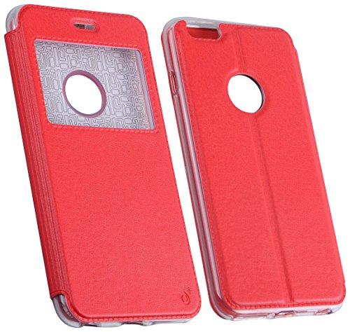 One plus Metallic Cover Schutzhülle für Huawei P8–Rot