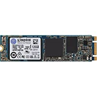 Kingston Digital 120GB SSDNow M.2 SATA 6Gbps (Single Side) SM2280S3G2/120G