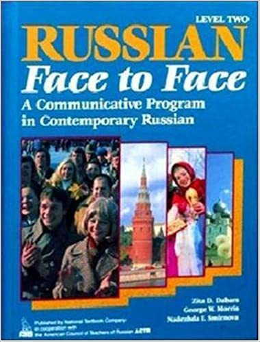 Amazon russian face to face level 2 student edition russian face to face level 2 student edition intermediate 1st edition fandeluxe Images