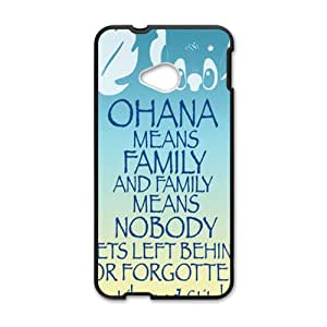 OHANA Family Cell Phone Case for HTC One M7