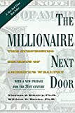 Image of The Millionaire Next Door: The Surprising Secrets of America's Wealthy