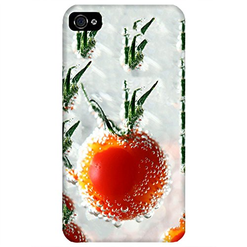 Coque Apple Iphone 4-4s - Tomate bulles