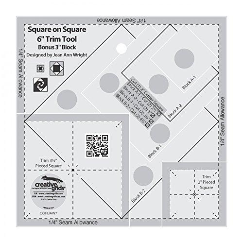 quilt squares 6 inch - 4