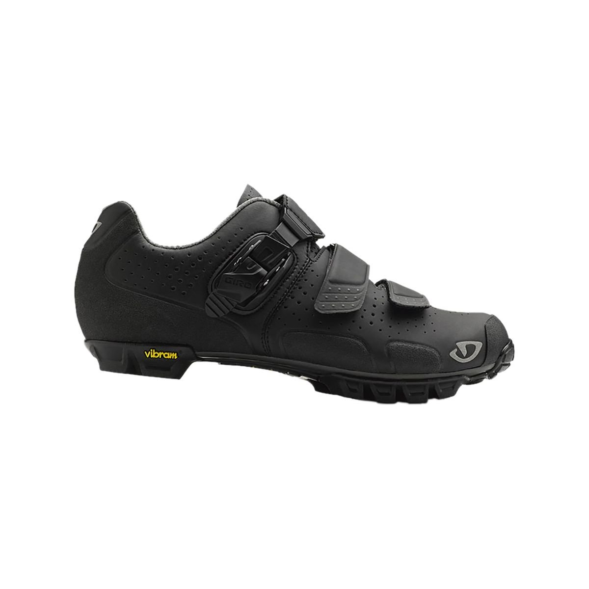 Giro 2016 Women's Sica VR70 Mountain Bike Cycling Shoes (Matte Black - 36)