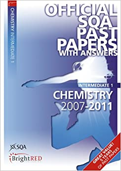 Book Chemistry Intermediate 1 2011 SQA Past Papers